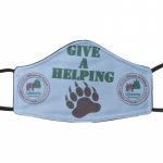 Give a Helping Paw Mask